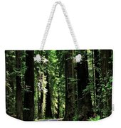 Redwood Highway Weekender Tote Bag