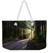 Redwood National Park Morning Weekender Tote Bag
