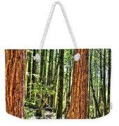 Redwoods 2 Big Basin Weekender Tote Bag