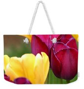 Redyellowtulips6728 Weekender Tote Bag