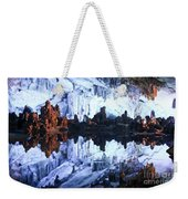 Reed Flute Cave Guillin China Weekender Tote Bag