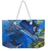 Reef Frenzy Off00141 Weekender Tote Bag