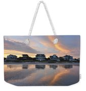 Reflect On This Weekender Tote Bag