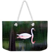 Reflect Yourself Weekender Tote Bag