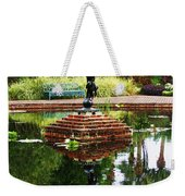 Reflected Archer  Weekender Tote Bag