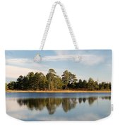 Reflected Clouds Weekender Tote Bag