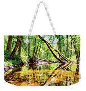 Reflected Forests Weekender Tote Bag