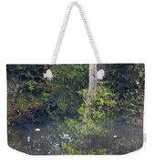 Reflected Tree Weekender Tote Bag