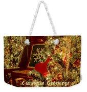 Reflecting Christmas 2013 Weekender Tote Bag