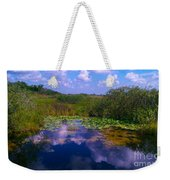 Reflecting In The Glades Weekender Tote Bag