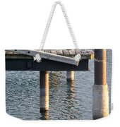 Reflecting Repetitions V2 Weekender Tote Bag