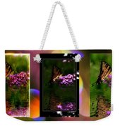 Reflection Above The Pond Weekender Tote Bag