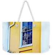 Reflection Between The Columns Weekender Tote Bag