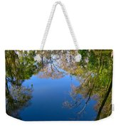 Reflection Weekender Tote Bag by Denise Mazzocco