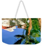 Reflection Gabezo And Trees 29478 Weekender Tote Bag