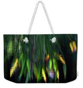 Reflection In The Pond Weekender Tote Bag