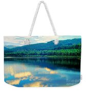 Reflection In The Water Weekender Tote Bag
