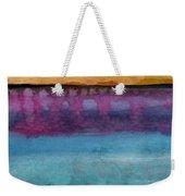 Reflection Weekender Tote Bag by Linda Woods