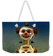 Reflection Of A Clown Weekender Tote Bag
