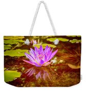 Reflection Of Beauty Weekender Tote Bag