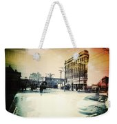 Reflection Of Colour  Weekender Tote Bag