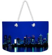 Reflection Of Dallas Weekender Tote Bag