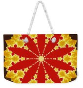Reflection Of Fire Weekender Tote Bag