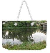 Reflection Of Life  Weekender Tote Bag