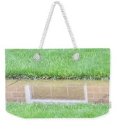 Reflection Of Life Weekender Tote Bag by Sonali Gangane