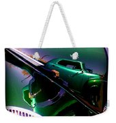 Reflection Of Reflections Weekender Tote Bag