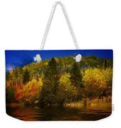 Reflection Of The Sun Weekender Tote Bag