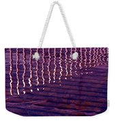 Reflection Weekender Tote Bag by Rona Black
