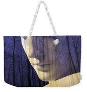 Reflection / The Philosophy Of Mind Weekender Tote Bag