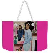 Reflection To Matramony Weekender Tote Bag