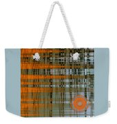 Reflection With Sun Weekender Tote Bag