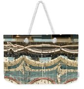 Reflections 01 Weekender Tote Bag