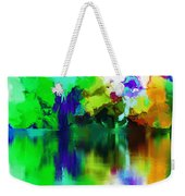 Reflections 012013 Weekender Tote Bag