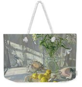 Reflections And Shadows  Weekender Tote Bag by Timothy  Easton