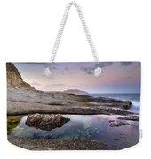Reflections At Plomo Beach Weekender Tote Bag