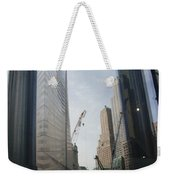 Reflections At The 9/11 Museum Weekender Tote Bag