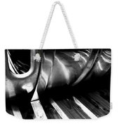 Reflections Bw Weekender Tote Bag
