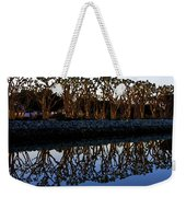 Reflections In First Light Weekender Tote Bag