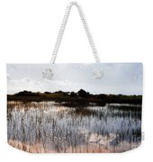 Reflections In The Everglades  Weekender Tote Bag