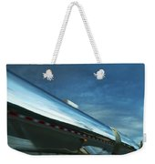 Reflections In The Passing Lane Weekender Tote Bag