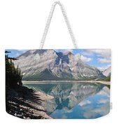 Reflections In Time Weekender Tote Bag