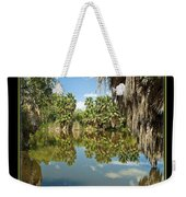 Reflections In Water Weekender Tote Bag