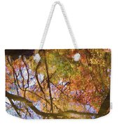 Reflections Of A Colorful Fall 002 Weekender Tote Bag