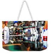 Reflections Of A Diner 3 Weekender Tote Bag