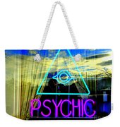 Reflections Of A Psychic Weekender Tote Bag