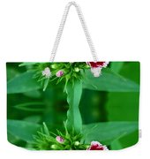 Reflections Of A Summer Bouquet Weekender Tote Bag